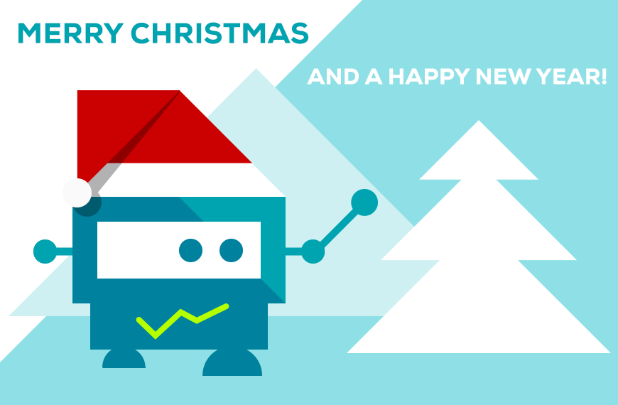 Recolize wishes Merry Christmas and a Happy New Year